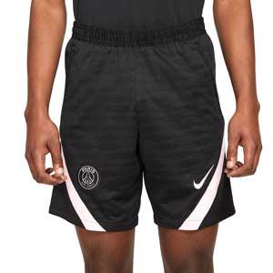 Short Nike PSG entrenamiento Dri-Fit Strike - Pantalón corto de entrenamiento Nike del París Saint-Germain - negro
