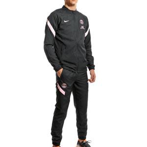 Chándal Nike PSG Dri-Fit Strike - Chándal de entrenamiento Nike del París Saint-Germain - negro
