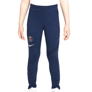 Pantalón Nike PSG entrenamiento niño Academy Pro - Pantalón largo infantil entrenamiento Nike del París Saint-Germain - azul marino