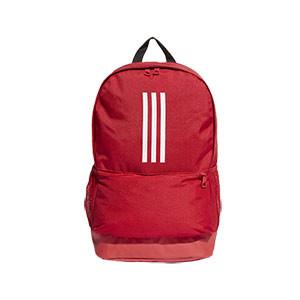 Mochila adidas Tiro - Mochila de deporte adidas (46 x 28 x 16) - roja - frontal