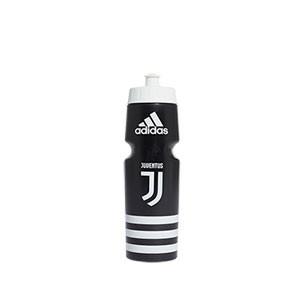 Botellín adidas Juventus - Botellín adidas 0,75L Juventus 2019 2020 - negro y blanco - frontal