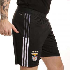 Short adidas Benfica entrenamiento - Pantalón corto de entrenamiento adidas del Benfica - negro