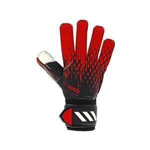 adidas Predator Match - Guantes de portero adidas corte positivo - negros - derecho