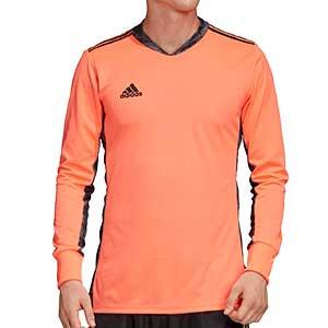 Camiseta portero adidas Adipro 20 GK - Camiseta de manga larga de portero adidas - naranja - frontal