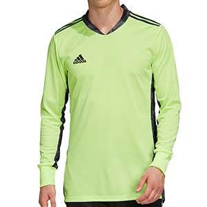 Camiseta portero adidas Adipro 20 GK - Camiseta de manga larga de portero adidas - verde - frontal