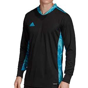 Camiseta portero adidas Adipro 20 GK - Camiseta de manga larga de portero adidas - negra - frontal