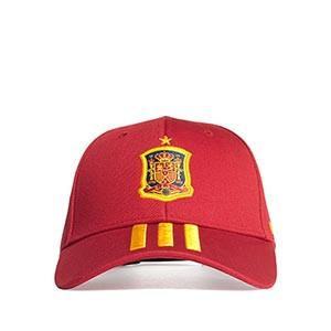 Gorra adidas España niño - Gorra infantil adidas de la selección española - roja
