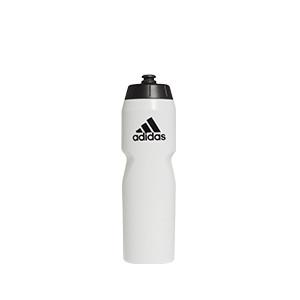 Botellín adidas Performance 750 ml - Botellín de agua para entrenamiento adidas 0,75L - blanco
