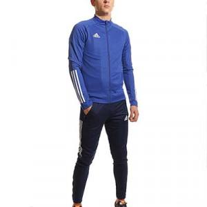 Chándal adidas Condivo 20 entrenamiento - Chándal de entrenamieno de fútbol adidas - azul