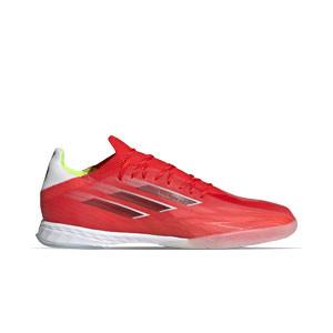 adidas X SPEEDFLOW.1 IN - Zapatillas de fútbol sala adidas suela lisa IN