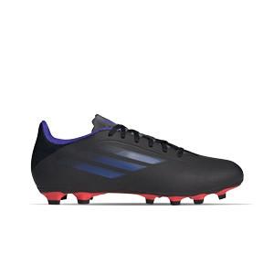adidas X SPEEDFLOW.4 FxG - Botas de fútbol adidas FxG para múltiples terrenos - negras