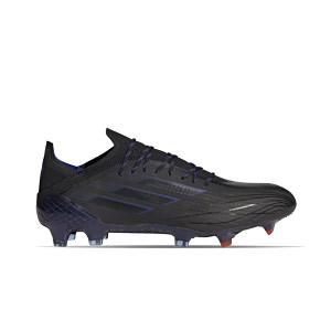adidas X SPEEDFLOW.1 FG - Botas de fútbol adidas FG para césped natural o artificial de última generación - negras