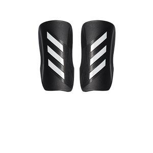Espinilleras adidas Tiro Club - Espinilleras de fútbol adidas con cintas de velcro - negras