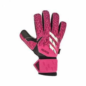 adidas Predator Match FingerSave - Guantes de portero con protecciones adidas corte positivo - rosas