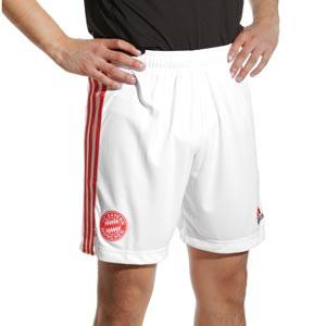 Short adidas Bayern 3a 2021 2022 - Pantalón corto tercera equipación adidas del Bayern de Múnich 2021 2022 - blanco
