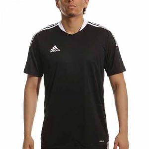 Camiseta adidas Tiro 21 - Camiseta de manga corta adidas - negra - completa frontal