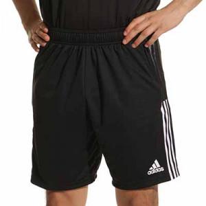 Short adidas Tiro 21 - Pantalón corto adidas - negro - completa frontal