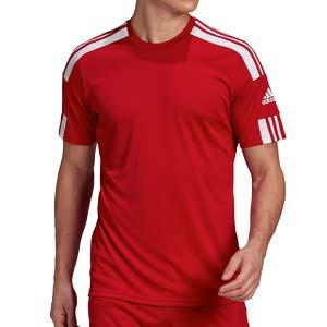 Camiseta adidas Squad 21 - Camiseta de manga corta adidas - roja