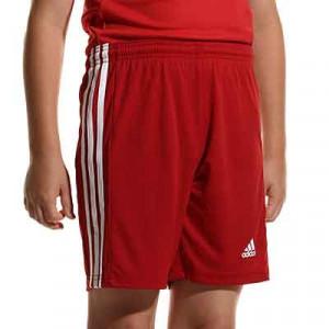 Short adidas Squadra 21 niño - Pantalón corto infantil adidas - rojo - miniatura