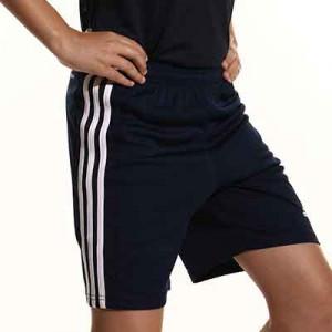 Short adidas Squadra 21 niño - Pantalón corto infantil adidas - azul marino - miniatura