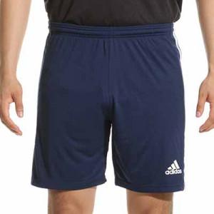Short adidas Squadra 21 - Pantalón corto adidas - azul marino - completa frontal