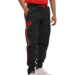 Pantalón adidas Bayern Icon - Pantalón largo de calle adidas del Bayern de Múnich - azul marino