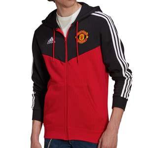 Sudadera adidas United 3 Stripes Hoodie