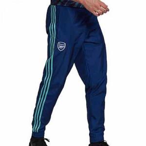 Pantalón adidas Arsenal Icon - Pantalón largo de chándal adidas del Arsenal FC - azul marino