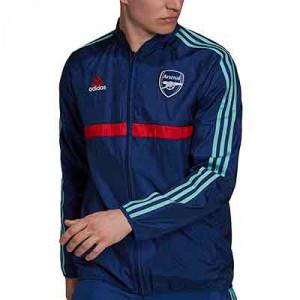 Chaqueta adidas Arsenal Icon - Chaqueta chándal adidas del Arsenal - azul marino