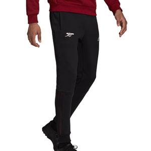 Pantalón adidas Arsenal Travel - Pantalón de chándal adidas del Arsenal FC - negro