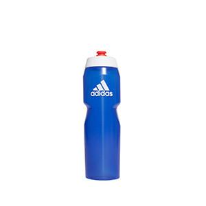 Botellín adidas Performance 750 ml - Botellín de agua para entrenamiento adidas 0,75L - azul