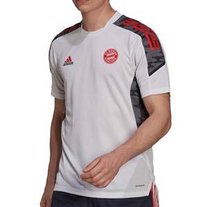 Camiseta adidas Bayern entrenamiento UCL