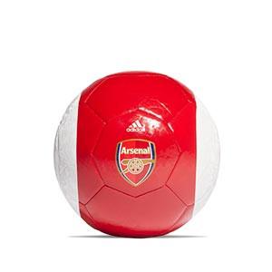 Balón adidas Arsenal Club talla 5 - Balón de fútbol adidas del Arsenal FC en talla 5 - rojo y blanco