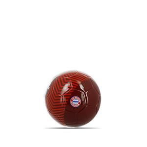 Balón adidas Bayern talla mini - Balón de fútbol adidas del Bayern de Múnich talla mini - granate