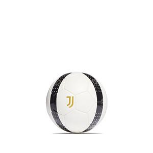 Balón adidas Juventus talla mini - Balón de fútbol adidas de la Juventus talla mini - blanco y negro - miniatura