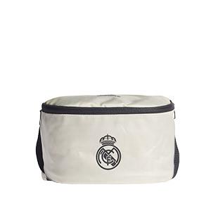 Neceser adidas Real Madrid - Neceser adidas del Real Madrid - blanco hueso