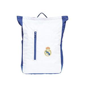 Mochila adidas Real Madrid - Mochila de deporte adidas Juventus (48x31x12) cm - blanca