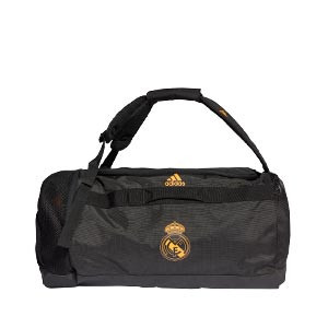 Bolsa de deporte adidas Real Madrid mediana - Bolsa de deporte adidas Real Madrid (28x56x28) cm - negra