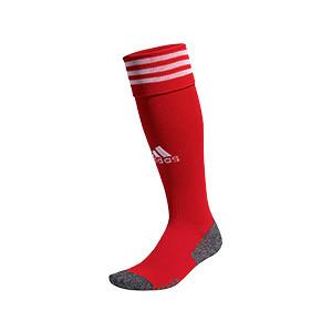 Medias adidas Adisock 21 - Medias de fútbol adidas - rojas