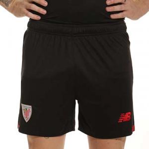 Short New Balance Athletic Club entrenamiento - Pantalón corto de entrenamiento New Balance del Athletic Club de Bilbao - negro