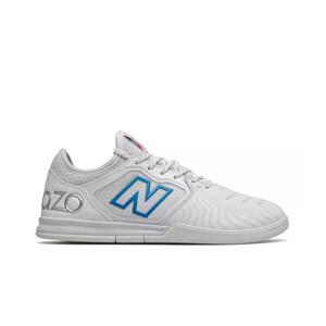 New Balance Audazo v5+ Pro IN - Zapatillas de fútbol sala New Balance suela lisa IN - blancas