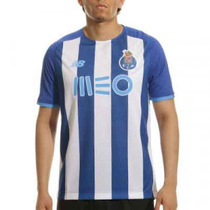 Camiseta New Balance Porto 2021 2022 - Camiseta primera equipación New Balance FC Porto 2021 2022 - azul y blanca - completa frontal