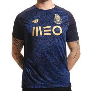Camiseta New Balance 2a Porto 2021 2022 - Camiseta segunda equipación New Balance FC Porto 2021 2022 - azul marino