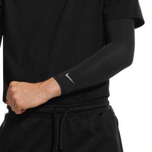 Manguitos Nike Lightweight - Manguitos de portero compresivos antiabrasión Nike - negros