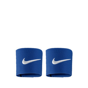 Cinta sujeta espinilleras Nike Guard Stay II - Guard Stay II Nike para sujeción de espinilleras - azul - frontal conjunto