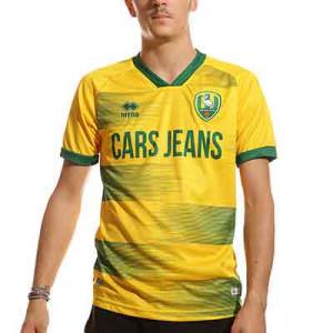Camiseta Errea Ado Den Haag 2021 2022 - Camiseta Errea primera equipación Ado den Haag 2021 2022 - amarilla