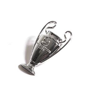 Pin Champions League - Pin de la copa de la UEFA Champions League - plateado - conjunto