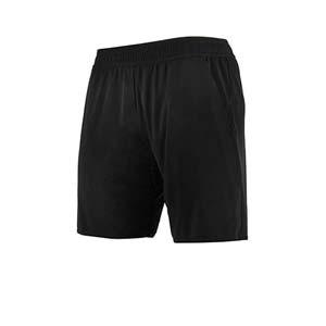 Pantalón adidas  - Pantalón adidas arbitro corto - negro - frontal