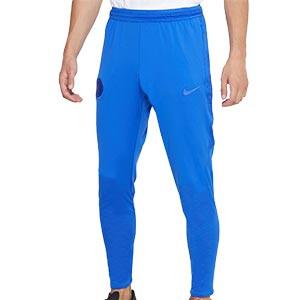 Pantalón Nike Chelsea entreno 19 2020 Dry Strike - Pantalón largo de entrenamiento Nike Chelsea 2019 2020 - azul - frontal
