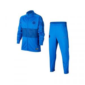 Chándal Nike Chelsea niño 2019 2020 Dry Strike - Chándal infantil Nike Chelsea 2019 2020 - azul - frontal